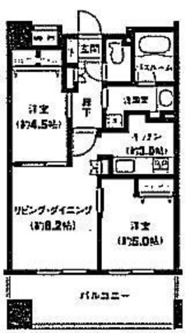 クリオ文京小石川 / 8階 部屋画像1