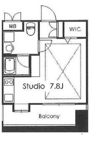 VIVRE(ヴィーヴ)本郷 / 703 部屋画像1