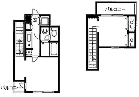 モカネスト久が原 / 6階 部屋画像1