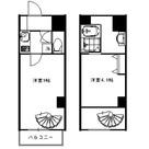 モカネスト久が原 / 207 部屋画像1
