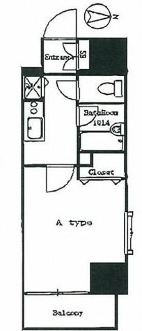 KWレジデンス両国 / 11階 部屋画像1