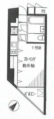 SPERANZA恵比寿(スペランザ恵比寿) / 4階 部屋画像1