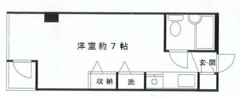 恵比寿ヴァリエビル吉田 / 5階 部屋画像1