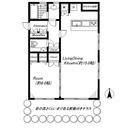 目黒ガーデンハウス / 101 部屋画像1
