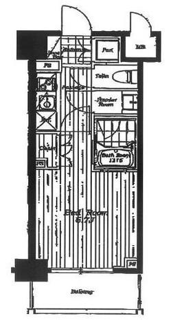 KWレジデンス森下 / 4階 部屋画像1