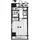 プレール日本橋弐番館 / 706 部屋画像1