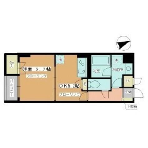 スプリーム九段 / 3階 部屋画像1