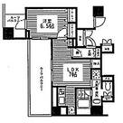プレミアステージ内神田 / 804 部屋画像1
