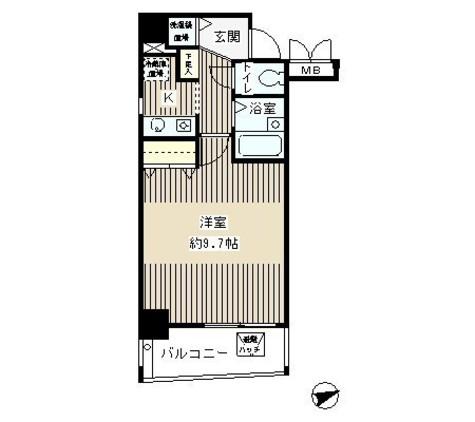 MA21 / 401 部屋画像1