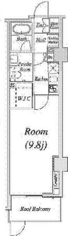 グレイスコート目黒(Grace Court Meguro) / 217 部屋画像1