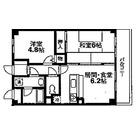 ドニオン東雪谷 / 3階 部屋画像1