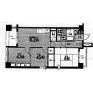 マンションみやび / 401 部屋画像1