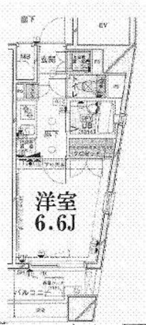 シンシア護国寺 / 10階 部屋画像1
