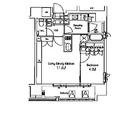 オリーブ麻布十番(旧アルティス麻布十番) / 701 部屋画像1