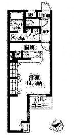 エクセシオーネ目黒 / 205 部屋画像1