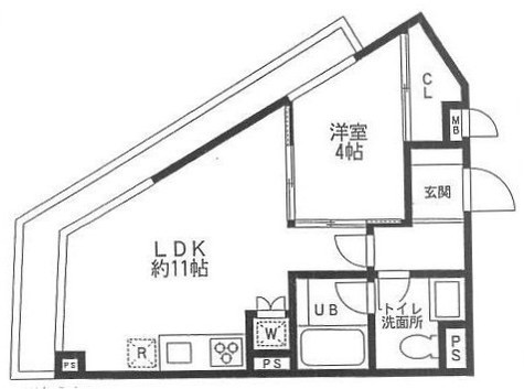 i-LAND渋谷東(アイランド渋谷東) / 301 部屋画像1