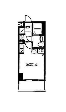 プロスペクト日本橋本町 / 10階 部屋画像1