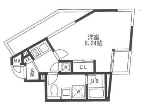 i-LAND渋谷東(アイランド渋谷東) / 3階 部屋画像1