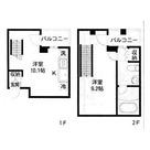 アリス・マナーガーデン銀座ウォーク / 5階 部屋画像1