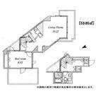 プレール・ドゥーク日本橋リバーサイド / 1202 部屋画像1