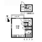 奥原ハイツ / 201 部屋画像1