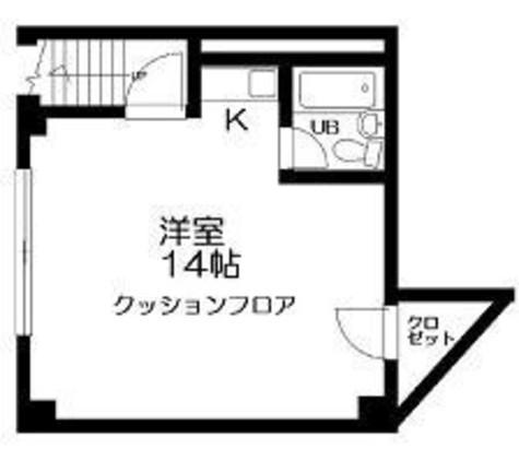 シャルレ早稲田 / -1階 部屋画像1