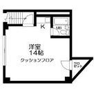 シャルレ早稲田 / B101 部屋画像1