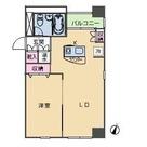 HF八丁堀レジデンスⅢ(旧シングルレジデンス八丁堀Ⅲ) / 1階 部屋画像1