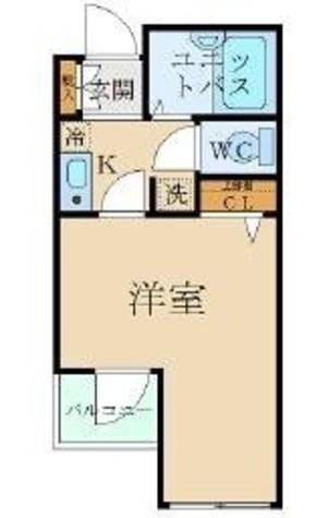 プレール東麻布 / 1 Floor 部屋画像1