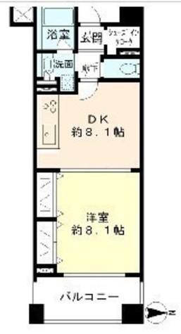アーデン神保町 / 10階 部屋画像1