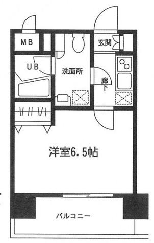 プライムアーバン田町 / 206 部屋画像1