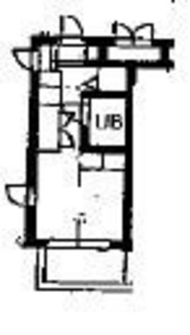 WINBELL笹塚第2 (ウインベル笹塚第2) / 5階 部屋画像1