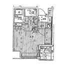プレール・ドゥーク神田 / 501 部屋画像1