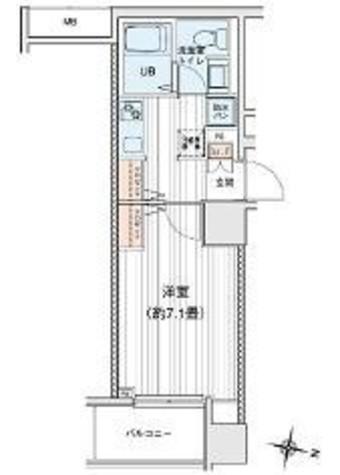 プリモレガーロ町田 / 6階 部屋画像1