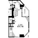 フレッグ自由が丘(FLEG自由が丘) / 702 部屋画像1