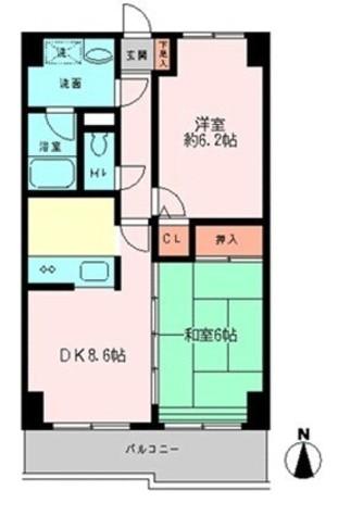 エクセルシオ / 7階 部屋画像1