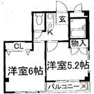 MALT.S TAKANAWA / 702 部屋画像1
