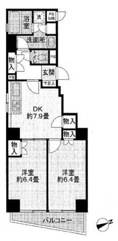 ライオンズマンション浅草言問橋 / 505 部屋画像1