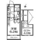 コンフォリア西大井 / 407 部屋画像1