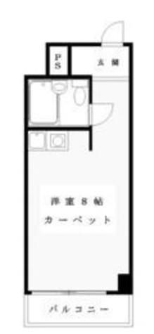 四谷ガーデニア / 3階 部屋画像1