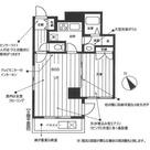 広尾リブレット / 703 部屋画像1