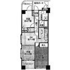 ライオンズマンション後楽園 / 6階 部屋画像1