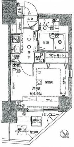 ヴェルステージ神田 / 301 部屋画像1