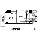 銀座レジデンス参番館 / 11階 部屋画像1