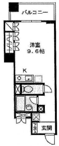 アルテール新御徒町 / 4階 部屋画像1
