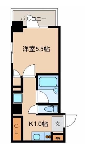 レジディア文京湯島Ⅱ / 11階 部屋画像1