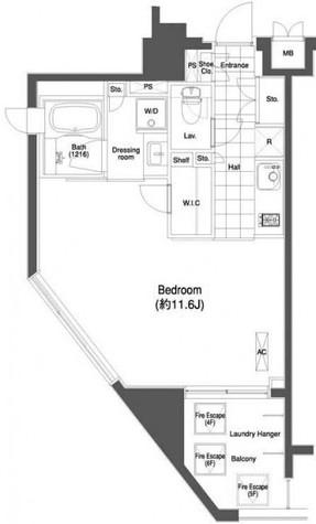 プライムアーバン目黒大橋ヒルズ / 608 部屋画像1