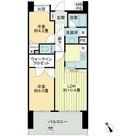 ライオンズマンション勝どき第2 / 502 部屋画像1