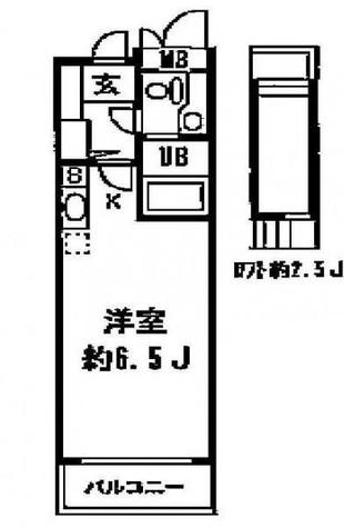 アーデン目黒通り(旧ミルーム目黒通り) / 512 部屋画像1