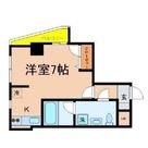 西小山 8分マンション / 7階 部屋画像1
